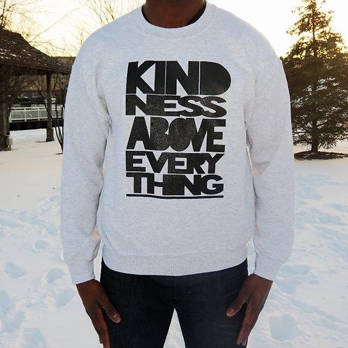 KAE unisex slogan sweatshirt