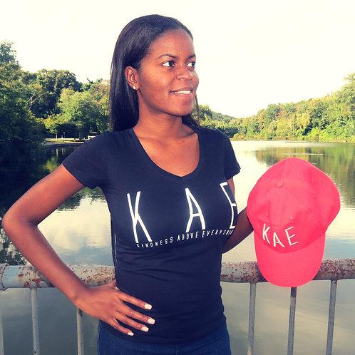 WOMEN's KAE logo tee