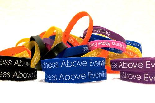 Rubber KAE bracelets