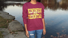 Favorite for Fall: 'Kindness Above Credentials'