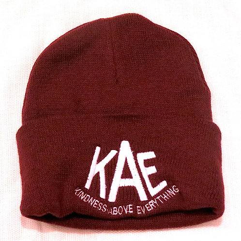 """KAE """"prep"""" beanie"""