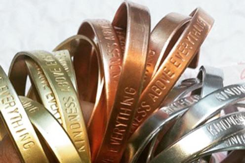 KAE cuff bracelets