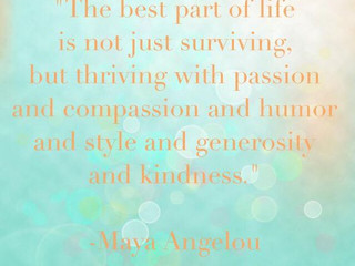 Choose the Stresses of Passion and Kindness