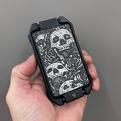 LIMITED EDITION BONEYARD WITH ARSENAL BACK PLATE