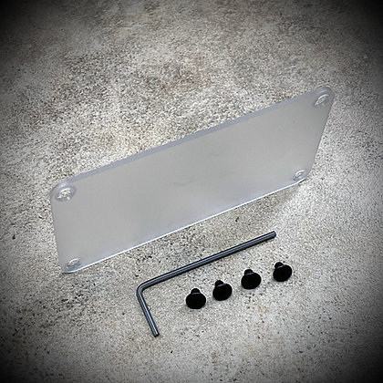 CLEAR SWITCH PLATE FOR LID