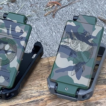 CAMO CERAKOTE EDITION CANINE AND BASS