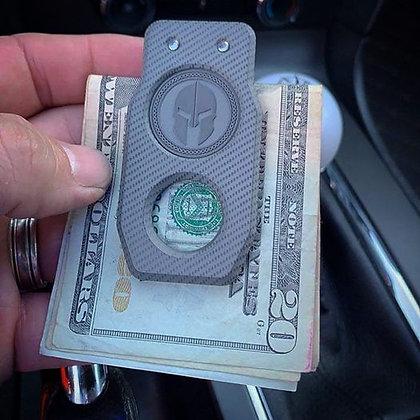 SCUDO MONEY CLIP ( STAND ALONE )