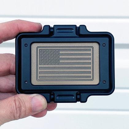 US FLAG (COMPLETE WALLET)