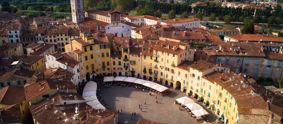 Tuscan Hill Towns by Train from Florence