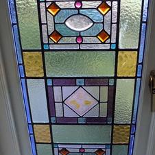 Restored 1920's Window