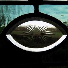 Restored 1920's Window Detail