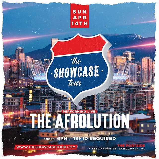 The Showcase Tour, Vancouver, BC