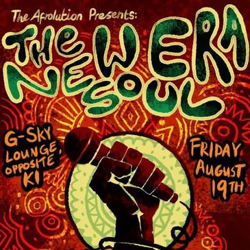 The New Era Soul 2016 in Nairobi, KE