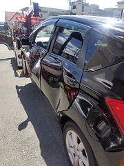 事故車・故障車の車両移動お任せ下さい