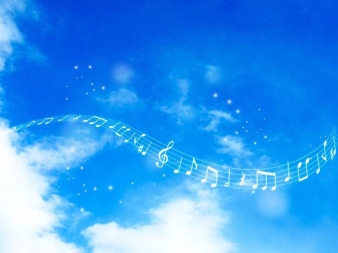 青空と踊るメロディ