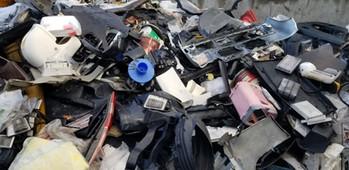産業廃棄物写真