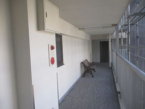 Fビル共用廊下完了.JPG