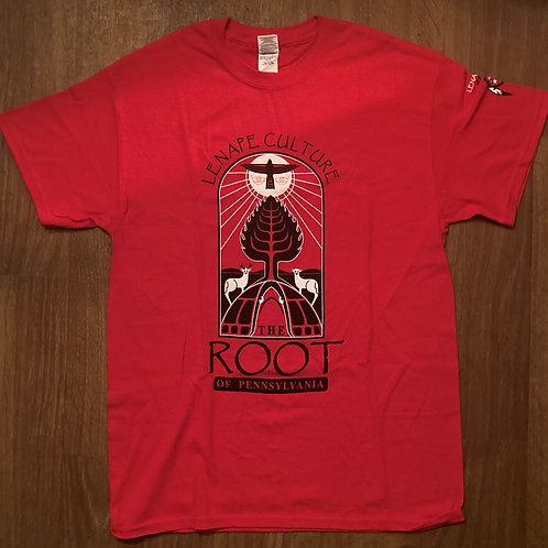 LNPA Root of PA T-Shirt