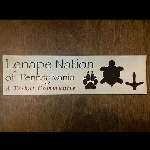 LNPA Bumper Sticker