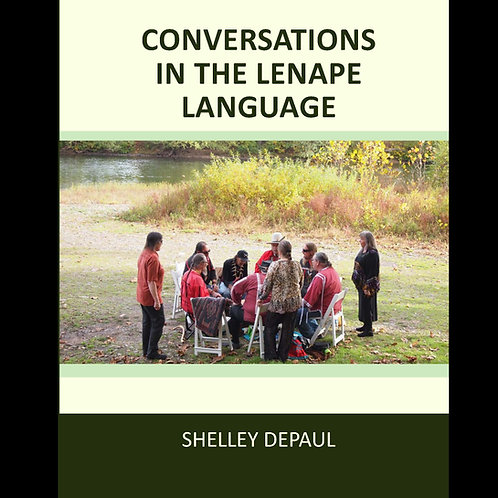 Conversations in the Lenape Language textbook w/CDs