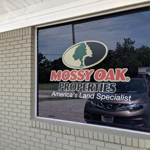 Mossy Oak Window Graphics