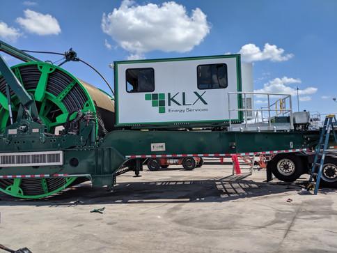 KLX Equipment Wrap