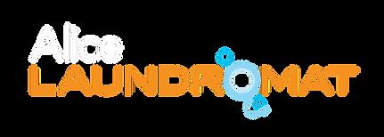 Alice Laundromat Logo