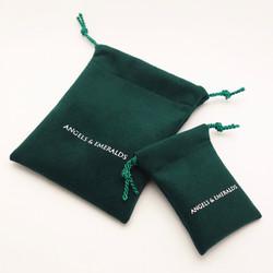 Egyptian Green Ultrasuede Soft