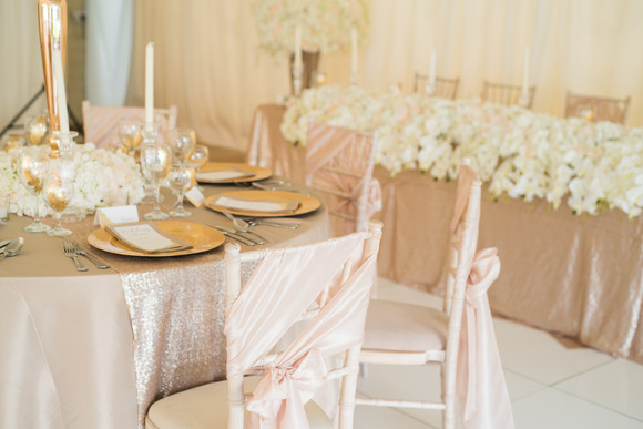 Lavish Package Top Table