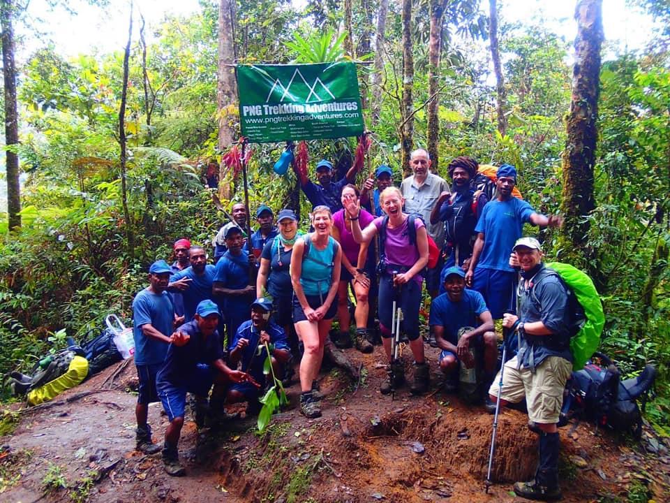 PNG Trekking Adventures