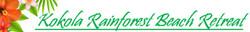 Kokola Rainforest Beach Retreat Logo