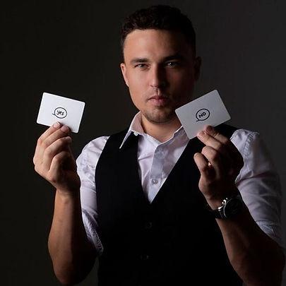 Andrew Nunn   Sydney Magician & Mindreader