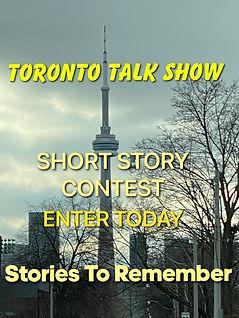 Toronto talk show short story contest.jp