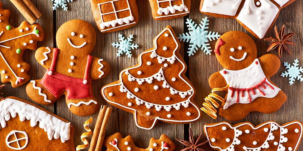 [Workshop] Làm bánh Gingerbread Cookies