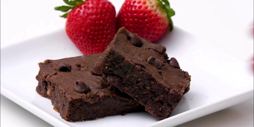 [Workshop] Làm bánh brownie