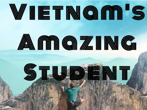 NHỮNG ĐIỀU CẦN BIẾT VỀ CUỘC THI VIETNAM'S AMAZING STUDENT