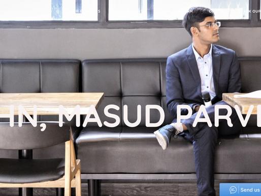 John Masud Parvez, người sáng lập VSHR là ai?