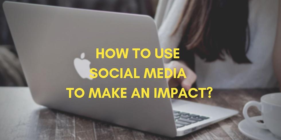 [Seminar] Tạo sức ảnh hưởng bằng mạng xã hội