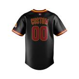 USC (Black) - Baseball Jersey - back2.jp