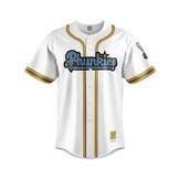 UCLA (White) - Baseball Jersey - front1.