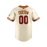 USC (Cream) - Baseball Jersey - back2.jp