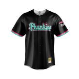 South FL(Black) - Baseball Jersey - fron
