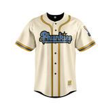 UCLA (Cream) - Baseball Jersey - front1.