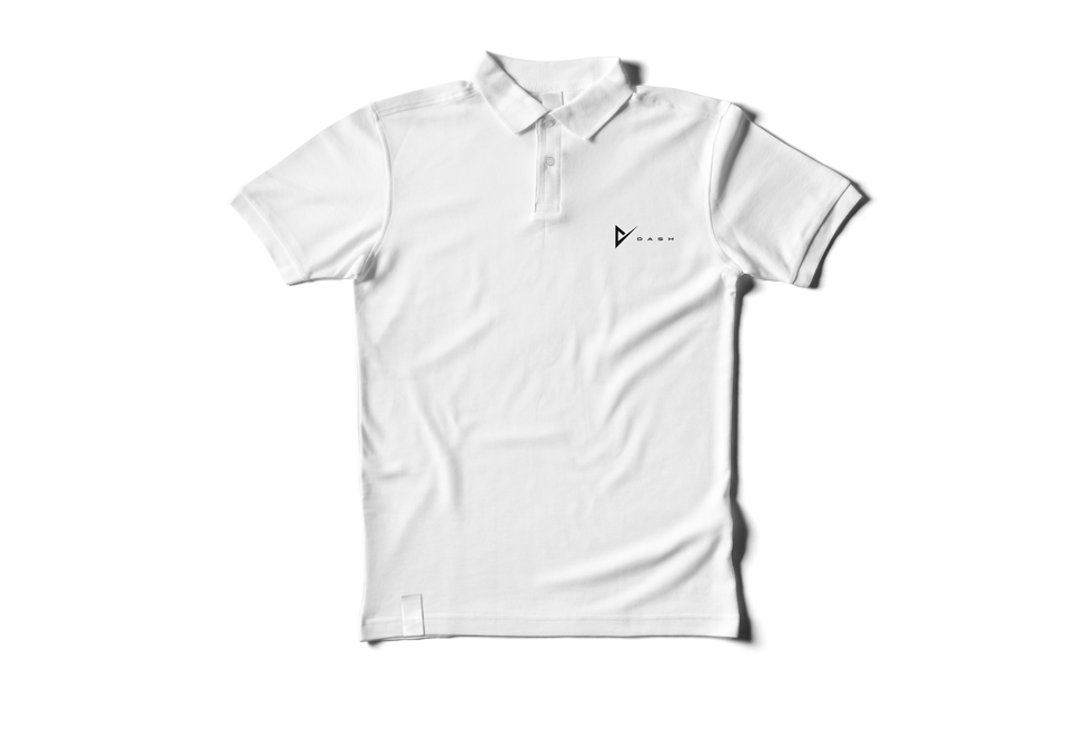 01_Polo Shirt Mock-up_front side_top vie