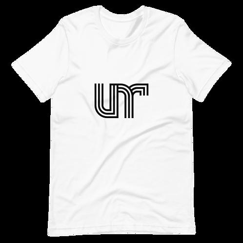 UNR - 3 - White - Short-Sleeve Unisex T-Shirt