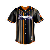 Suns (Stripes) - Baseball Jersey - front