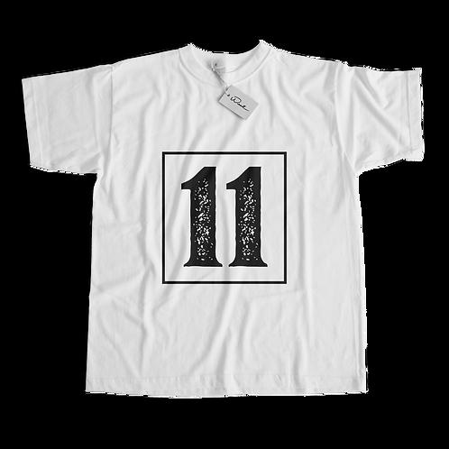 11 - White T-Shirt