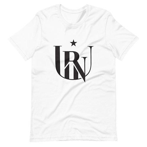 UNR - 4 - White - Short-Sleeve Unisex T-Shirt