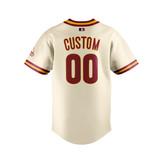 USC (Cream) - Baseball Jersey - back1.jp