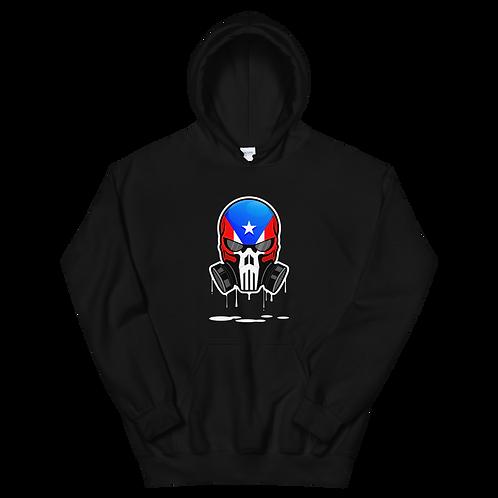 Puerto Rican Unisex Hoodie (Black)